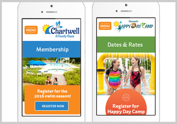 Chartwell Website