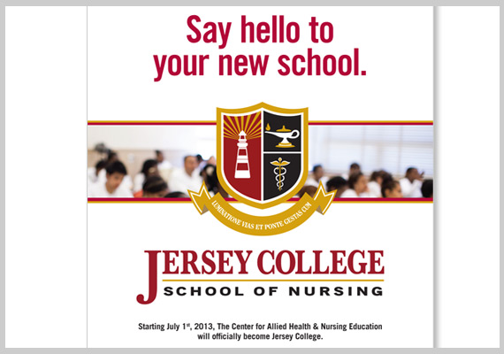 Jersey College Print Communications