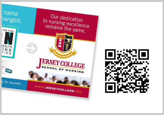 Jersey College Campaign Tracking