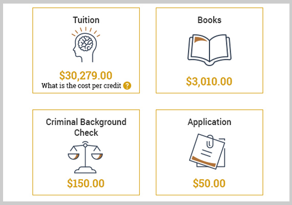 Jersey College Tuition Calculator